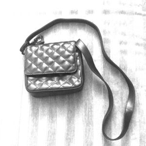 Nine West black purse
